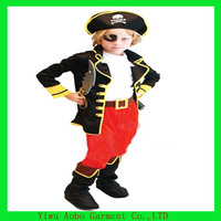 2013 halloween costume children cosplay costume role playing children party clothes retail pirates costume kids costumes