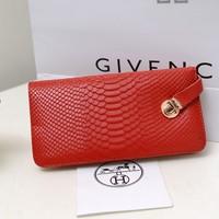 2013 fashion vintage crocodile pattern Ladies Wallet