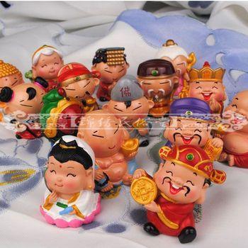 Cochin decorations decoration car decoration office desk accessories