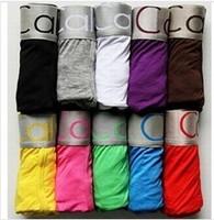 Free shipping 21colors XXL size ! 4pcs/lot men underwear/ underwear men U03