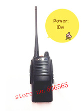 New arrivel 10w biggest power two way radio /walkie talkie FM transceiver FD-850PLUS 3500mAh battery UHF Freeshipping