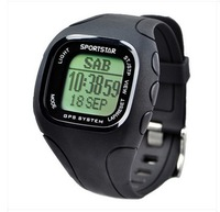 GPS Tracker Water-resistant Sport Watches Outdoor GPS Watch Compass Automatic Readier