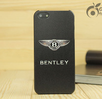 brand car man decorate relief case for iphone 4 4s 5 iphone4s 5s  design luxury cell phone back cover item one piece