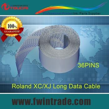 36PIN 3.3Meter SC-540 / SC-540EX / SC-545EX parts roland xc printer flex data cable