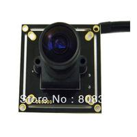 New 700TVL 1/4 Inch CMOS CCTV Home Security Surveillance 2.1mm Wide Angle Lens FPV Tiny PCB Board Color Camera 12V BNC Output