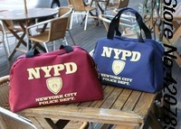 2013 HOT selling new Korean version of the letters NYPD women messenger bag shoulder bags handbags designers brand school bag