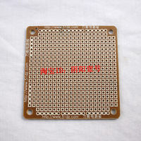 High quality circuit board 6 6cm circuit board universal board hole board
