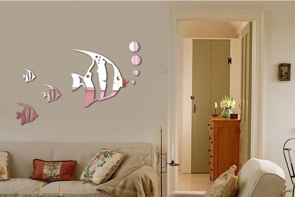 Buy Creative Diy Home Decoration Mirror