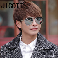 Free Shiping Jigott Classic Lovers  Sunglasses Design Sun Glasses Large UV Sunglasses Fashion Glasses