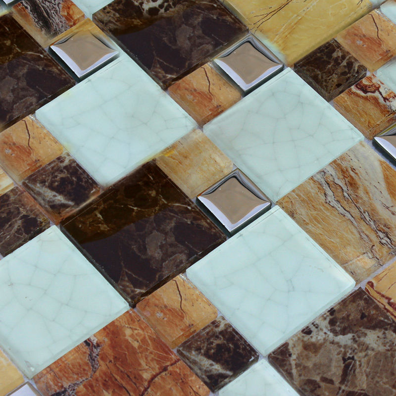 crackle glass tile reviews online shopping reviews on