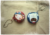 Hand for macaron coin purse coin case jewelry bag handmade diy dog