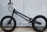 "BIONIC-B5ST-20""- trials bike Climbing bike, testing, limit the bicycle BMX  ZHI-BIKE"
