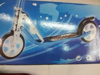 High-grade adult two wheel roller skating folding bike instead of walking cool second round(Free shipping )