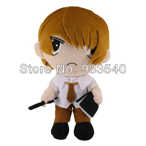 33cm 13inch Anime Death Note Plush Toys Dolls,1pcs(China (Mainland))