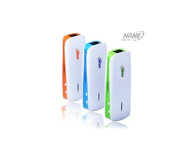 Lactophrys mpr-a1 3gwifi mobile power portable 1800mah mini wireless router