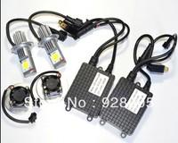 Free shipping NEW CREE CXA1512 chips 50W H71800LM  led headlamp