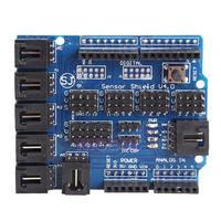 NI5L New Arduino Sensor Shield Digital Analog Module Servos V4 Extension Board