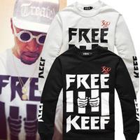 Brand designer mens Hood by air hba x been trill kanye west  100% long-sleeve cotton sweatshirt  HBA shirt items items 2013