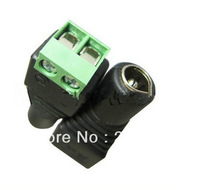 20pcs 2.1mm x 5.5mm Female DC Plug Power Jack Connector Removable Terminal Block Adapter for CCTV Camera Led light