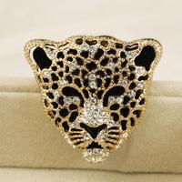 Fashion cutout diamond brooch female brooch accessories jewelry birthday d4501