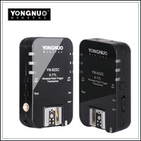 Yongnuo YN-622C Wireless TTL Flash Trigger 1/8000s Flash Ratio for Canon Camera