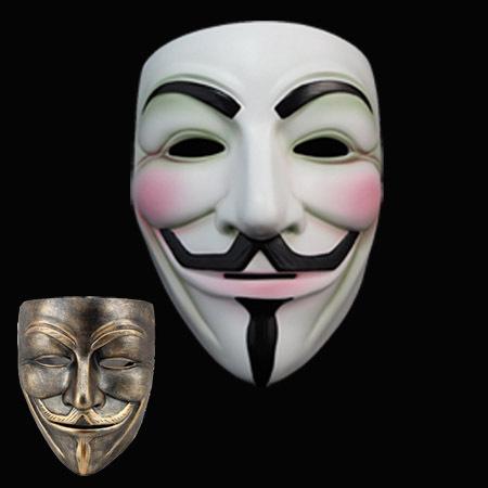 V значит вендетт маска