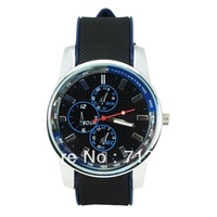 Free Shipping~ New Models Fashion GENEVA&Quartz Watches Ladies Brand Silicone Watch jelly Watch For Women&Men