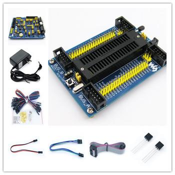 ATmega162-16AU mega162 AVR core board development board learning board attachment kit