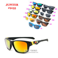 Blaenau jupiter 9135 outdoor glasses sports eyewear riding eyewear water silver coating anti-uv