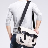 Trend man bag 2013 men's male shoulder bag messenger bag casual bag fashionable 33