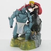 Fullmetal Alchemist Figure Doll NEW