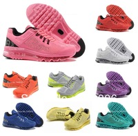 Free Shipping! 2013 New Top Quality Max Running Shoes Women's Sports Sneakers Running shoes, Sneakers Brand Shoes size 36-40