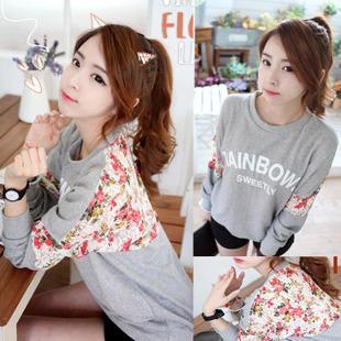 Женские толстовки и Кофты Lolita Miao 2015 & 3d Sweatershirt юбка 2015 lolita