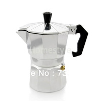 New Stove Top 3 CUPS Continental Coffee Maker Machine Percolator TK0961
