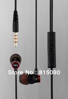 Universal earphone with mic for all Iphone Samsung Nokia Motorola Blackberry Sony Ericsson lenovo Huawei mi JIAYU THL IPOD IPAD
