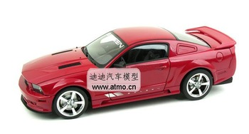 Ford saleen s281 alloy car model autoart otto