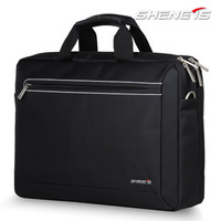 Commercial portable fashion one shoulder cross-body 14 15 laptop bag notebook bag briefcase