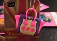 NEW Woman Bag, Handbag Style 3.5mm Anti-Dust Plug Earphone Jack Plug For Iphone 5, Samsung S3 i9300,samsung S4 I9500