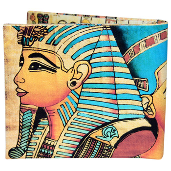 Pyramid classical personalized tear rotten paper short design coin purse