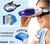 Free DHL/UPS Chinese Acupuncture Laser Eye Care Massager , Relax Acupuncture Eye ,Electric Eye Massager With Retail Box