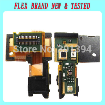 Wholesale Replacement For Sony Ericsson LT26 LT26i Power Button Switch Module Flex Cable Top Quality Free Shipping