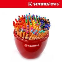Stabilo pen fiber pen  resurrect multicolour  hook line pen sketch pen one pcs