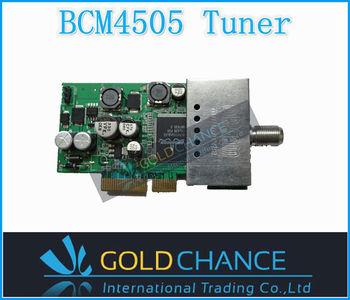5pcs/lot by dhl fast arrive free shipping sunray 800 se hd dm800 hd se decoder tuner BCM4505 DVB-S2 Tuner bcm4505tuner