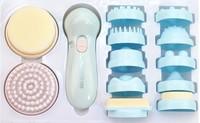 B Free Shipping! massager electricmultifunctional face skin vibration massage facial massager good gift 1pc/lot.