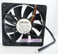 100% New Nmb 4710kl-04w-b59 12025 12v 0.72a 12cm cooling fan