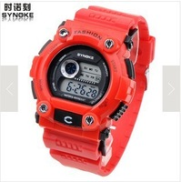 Free shipping children outdoor sport digital watches fashion student wristwatches W076