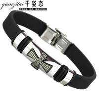 Male cross bracelet strap accessories fashion accessories