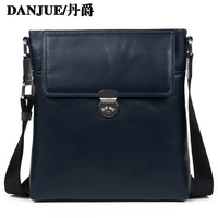 2013 New design Brand Men bags shoulder fashionable casual commercial portable Genuine leather man bag 8746-3