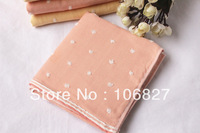 Double gauze baby cheap bath towel , new design for home use  60*120 cm  JX-006