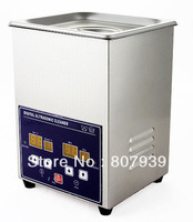 Stainless Steel Memory Quick Digital Ultrasonic Cleaner 2L 60W 50Hz 220VAC 110VAC